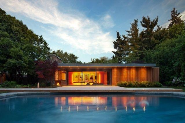 poolhaus renoviertes bietet flexibilitat bei der nutzung pool house for rent