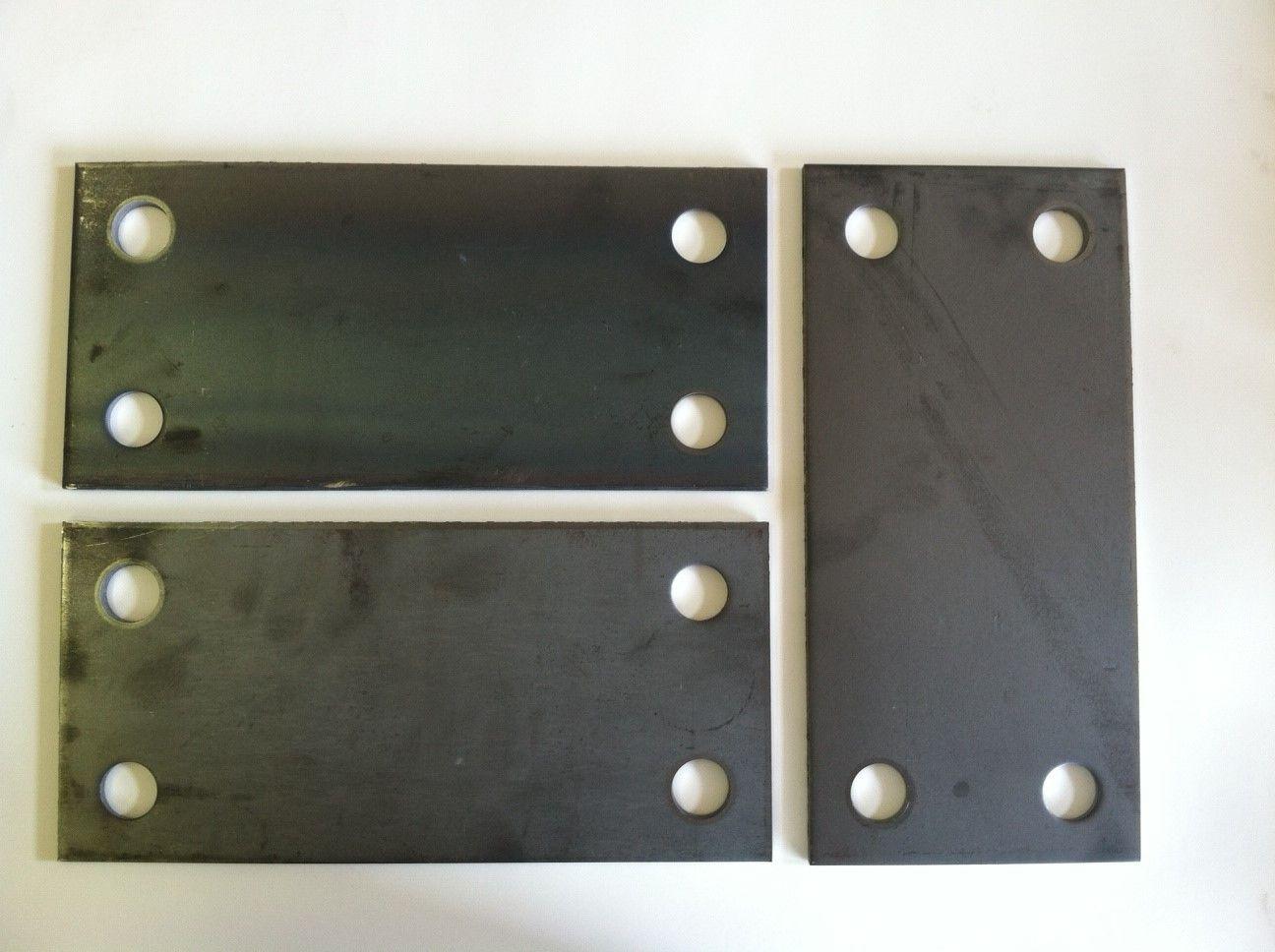 Facial Or Flat Brackets / Truss Plates