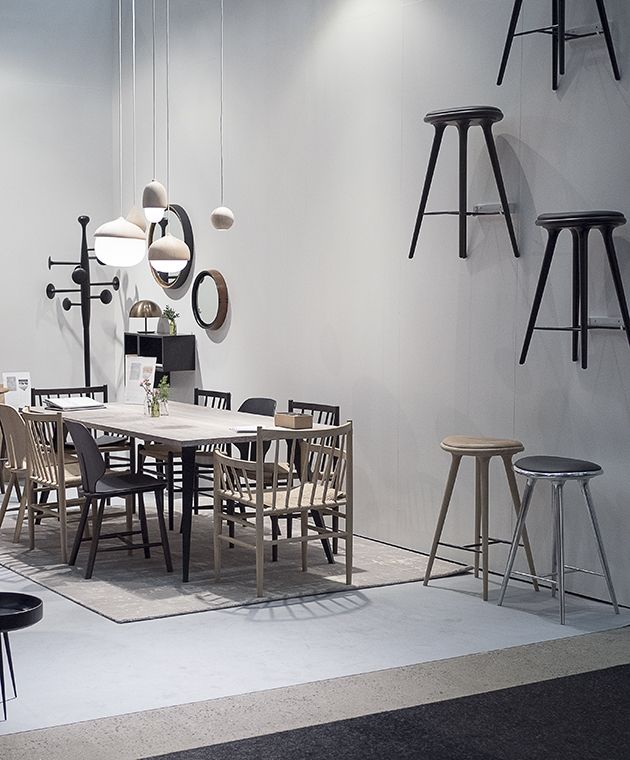d a d a a.: Stockholm furniture fair