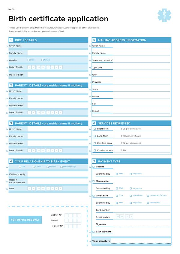 Form Redesign Healthcare Related Forms On Behance Health Care