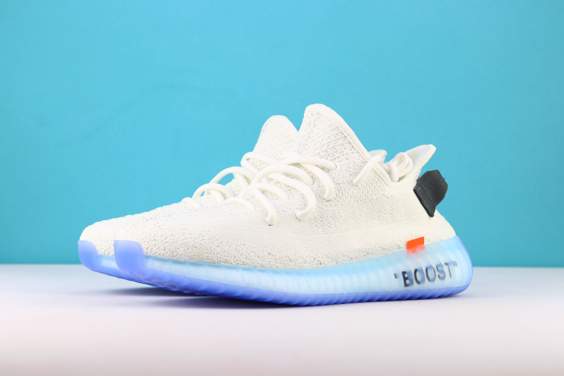2018 Off White X Adidas Yeezy Boost 350 V2 White Ice Cp9368 For