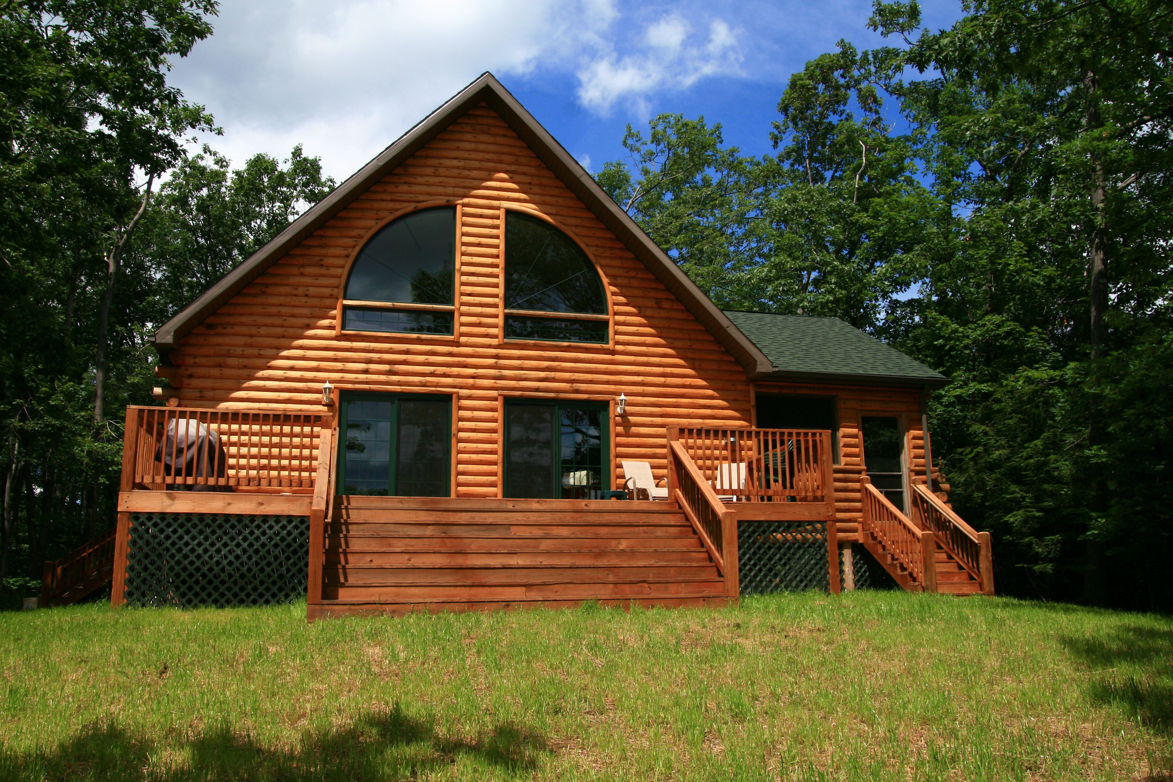 sale in cabins alabama for home natural log