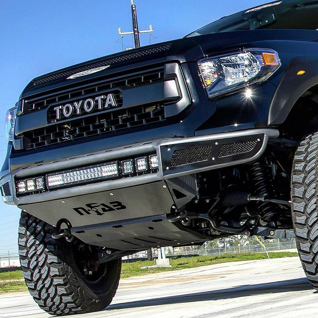 New m rds radius bumper is now shipping for the14 16 toyota tundra