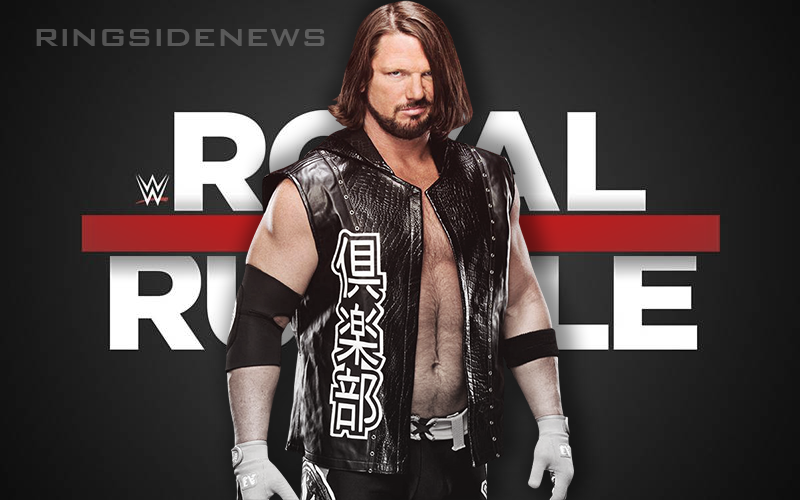 Aj Styles Wwe Mixed Match Challenge Removal Could Hint At Royal Rumble Plans Aj Styles Wwe Aj Styles Style