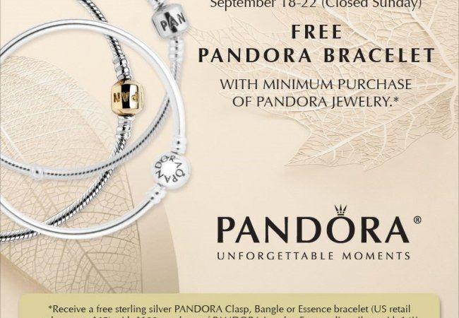 Pandora Bracelet Coupons Beautiful