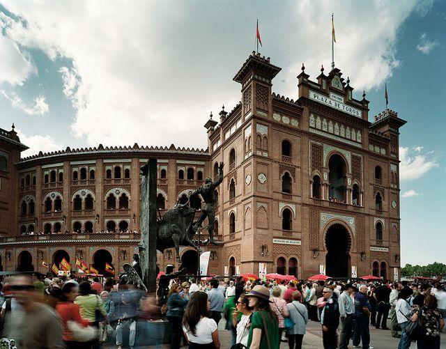 Plaza de las Ventas by Turismo Madrid, via Flickr