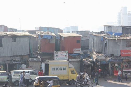 Nargis Dutt Nagar Slums Bandra West