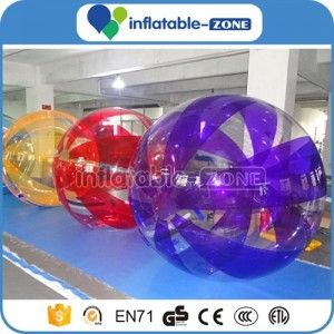 Beautiful Color Hamster Ball For People Waboba Water Ball Ball On Water Invisible Water Balls Ball That Skips On Water Bubble W Water Bubbles Ball Bubbles