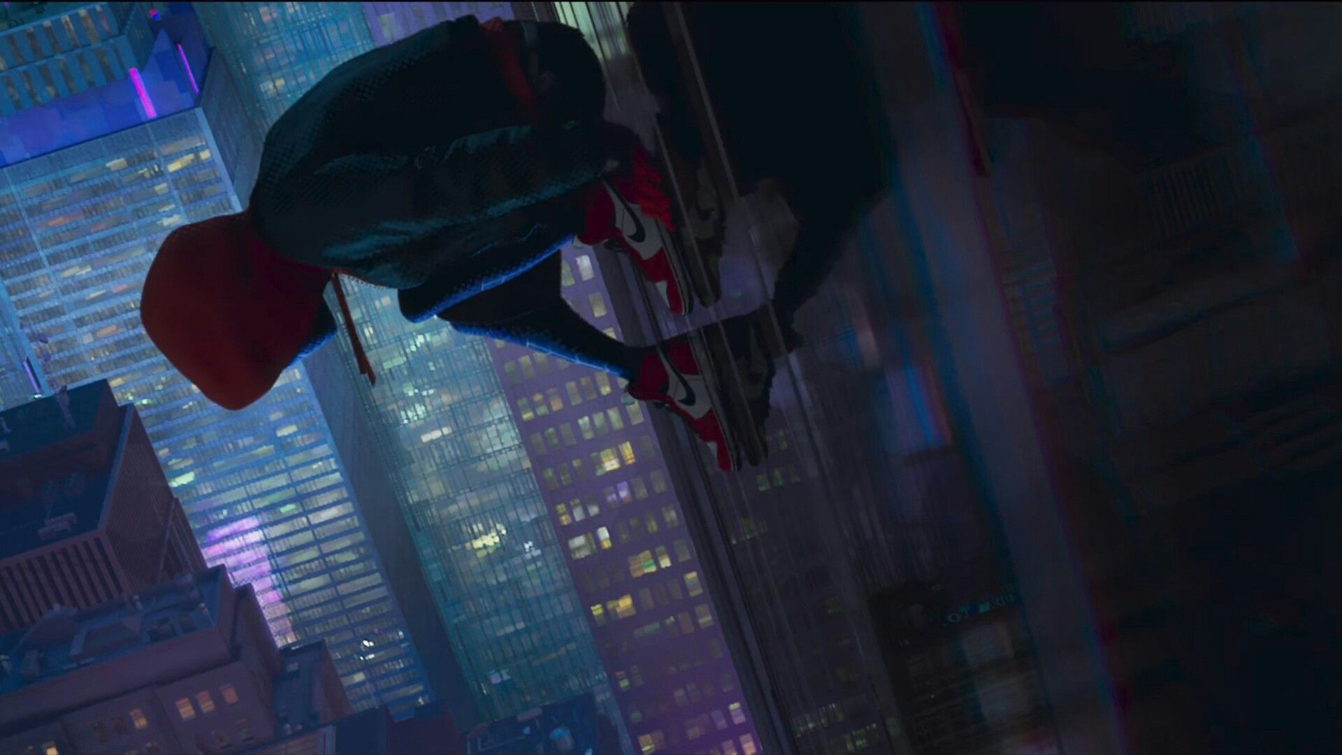 Spider Man Into Spider Verse 4k Wallpaper Spider Verse 4k