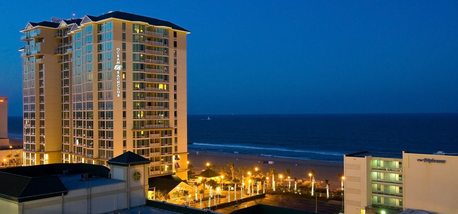 hotels on va beach boardwalk