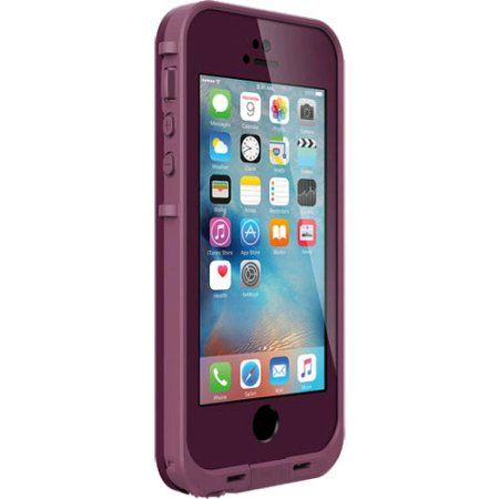 buy popular bddfe 4e87a Refurbished - LifeProof FRE WaterProof case for iPhone 5/5S/SE ...