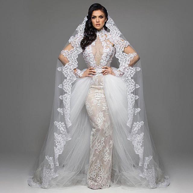 Hot pick for brides-to-be  pic via @ryanandwalter #bridalcouture #bridalbliss #weddingdress #whitewedding #sugarweddings #like4like