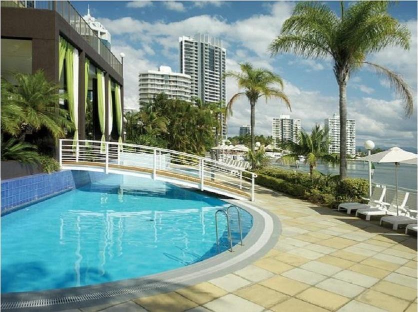 Vibe Hotel Gold Coast Gold Coast Australia Pacific Ocean And