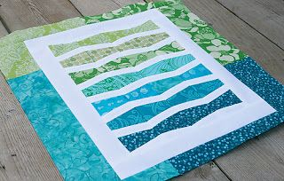 Little Creatable Beach Themed Quilts Boat Quilt