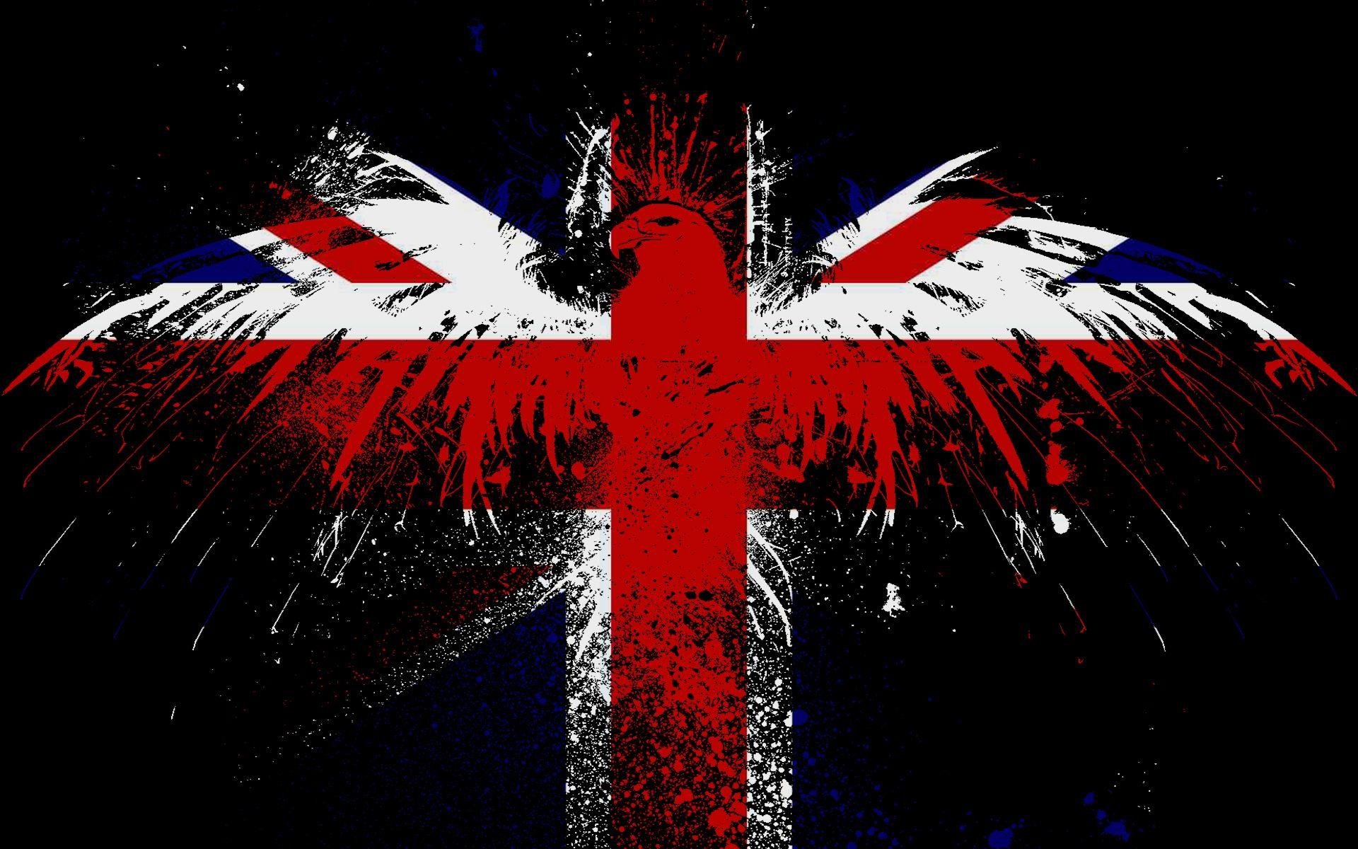 British Flag Eagle American Flag Wallpaper Flag Background American Flag Background