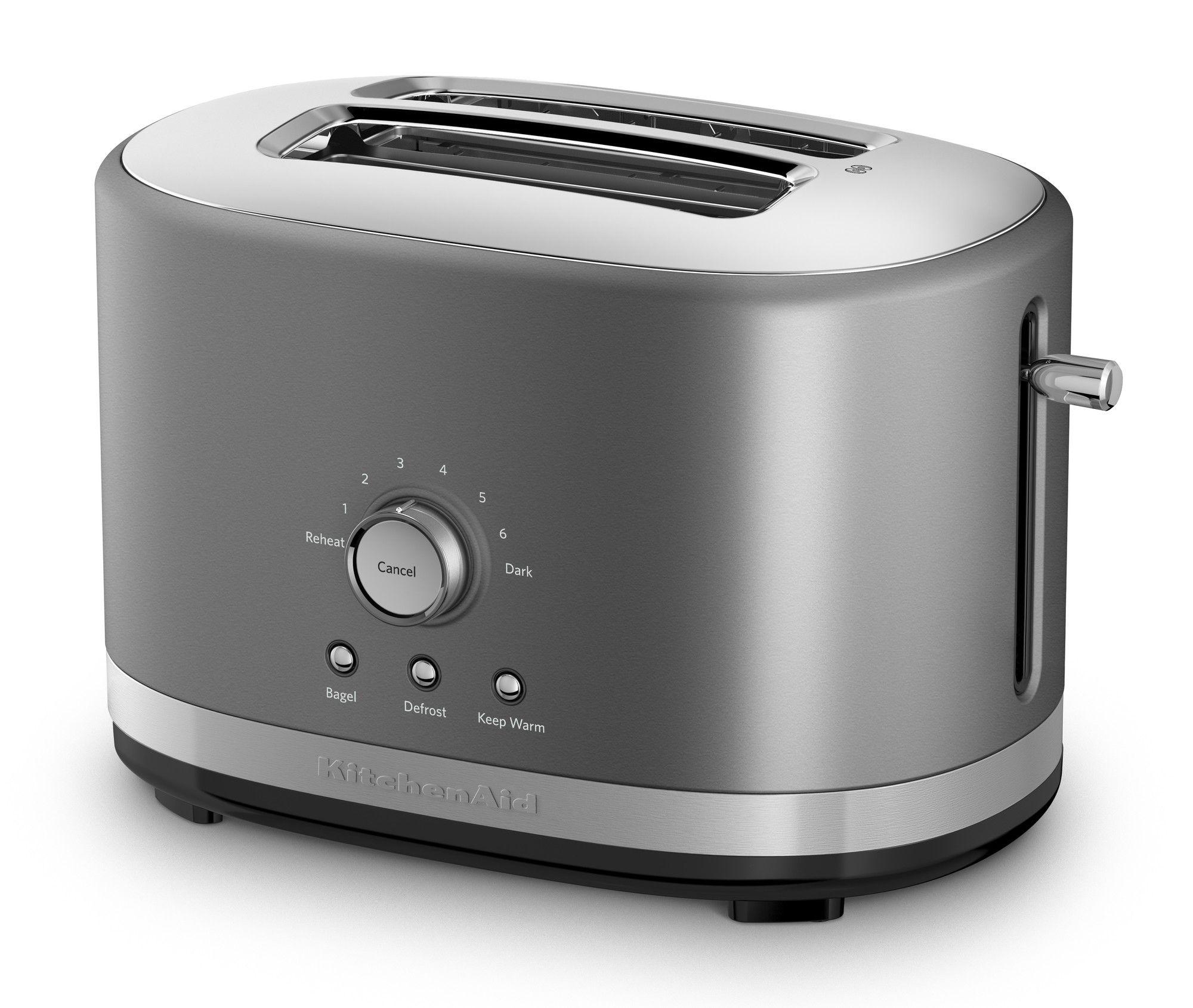 kitchenaid long slot toaster uk
