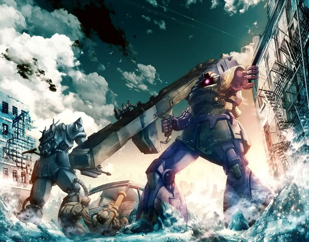 Photobucket | Sieg Zeon | Gundam, Gundam mobile suit, Gundam art