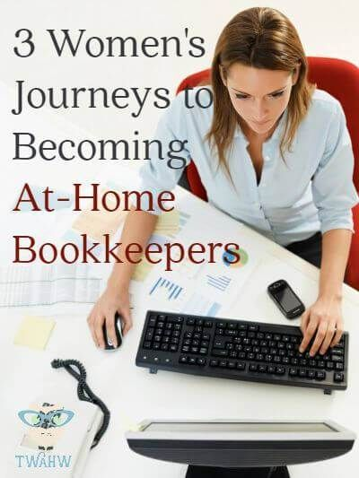 Women S Journeys To Becoming Work At Home Bookkeepers