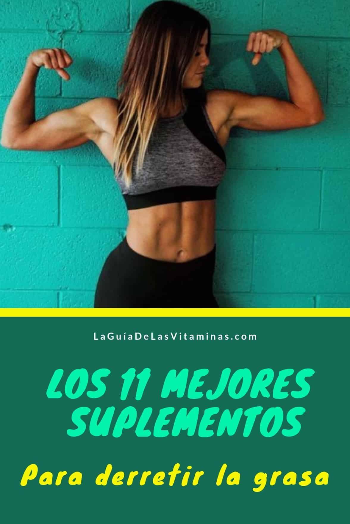 Suplementos para la perdida de peso y grasa