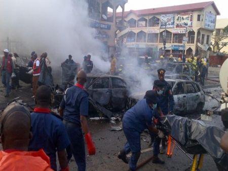 Policeman killed in attack on govt office in Borno