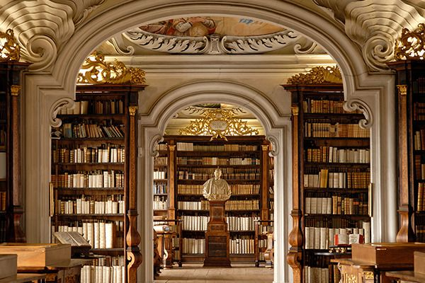 Las Bibliotecas Más Hermosas Del Mundo Beautiful Library Architecture Home Libraries