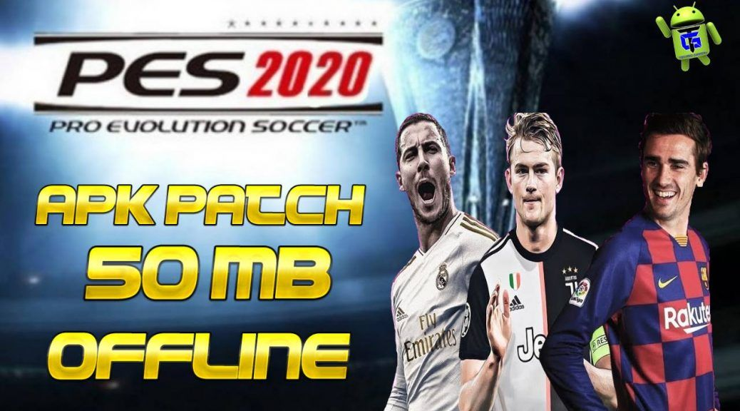 PES Lite Offline Patch 2020 APK 50MB Download Apk Mod