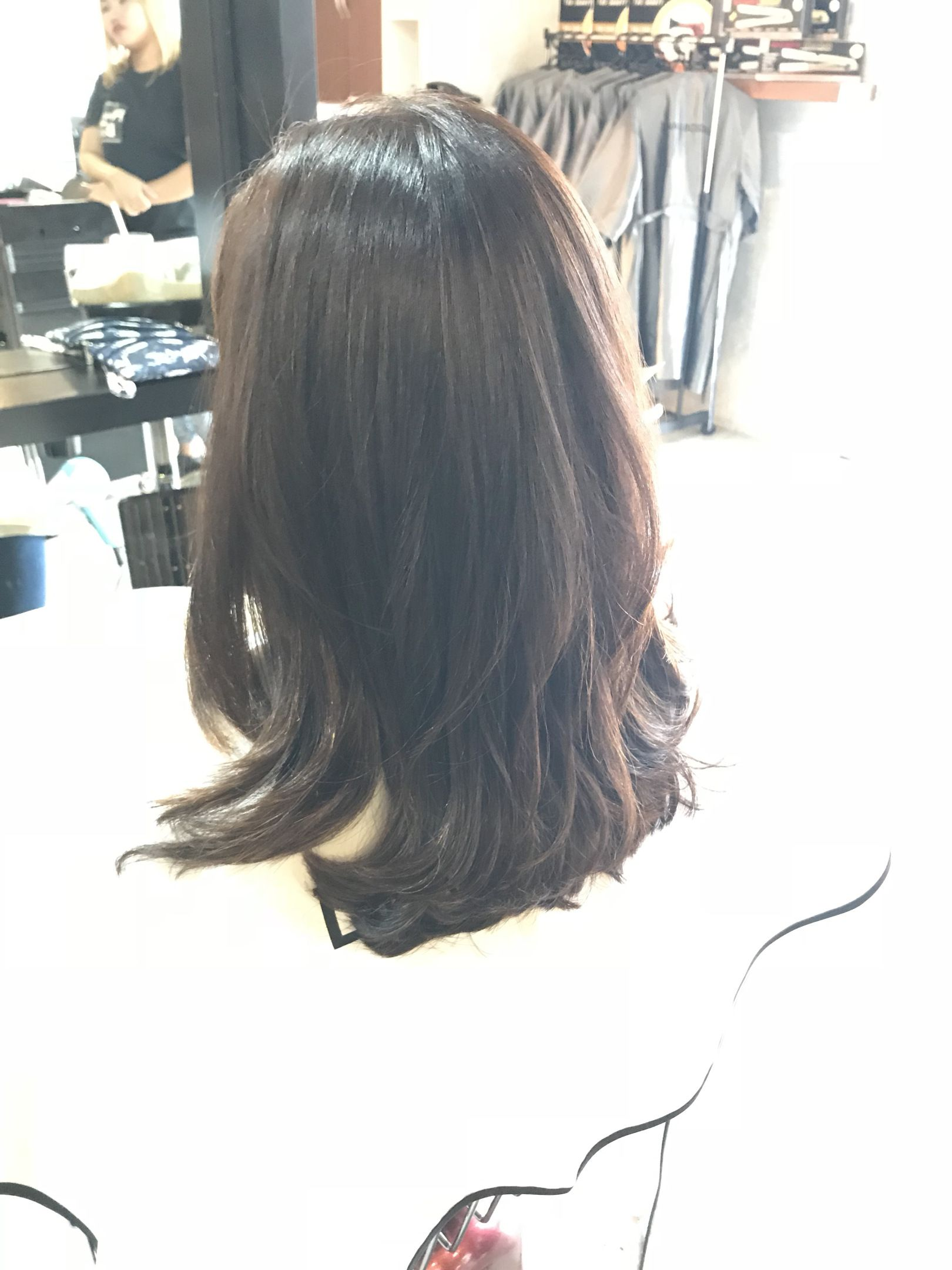 Review Glam Perm In Manila Rina Boss Hair Salon Hairstyles
