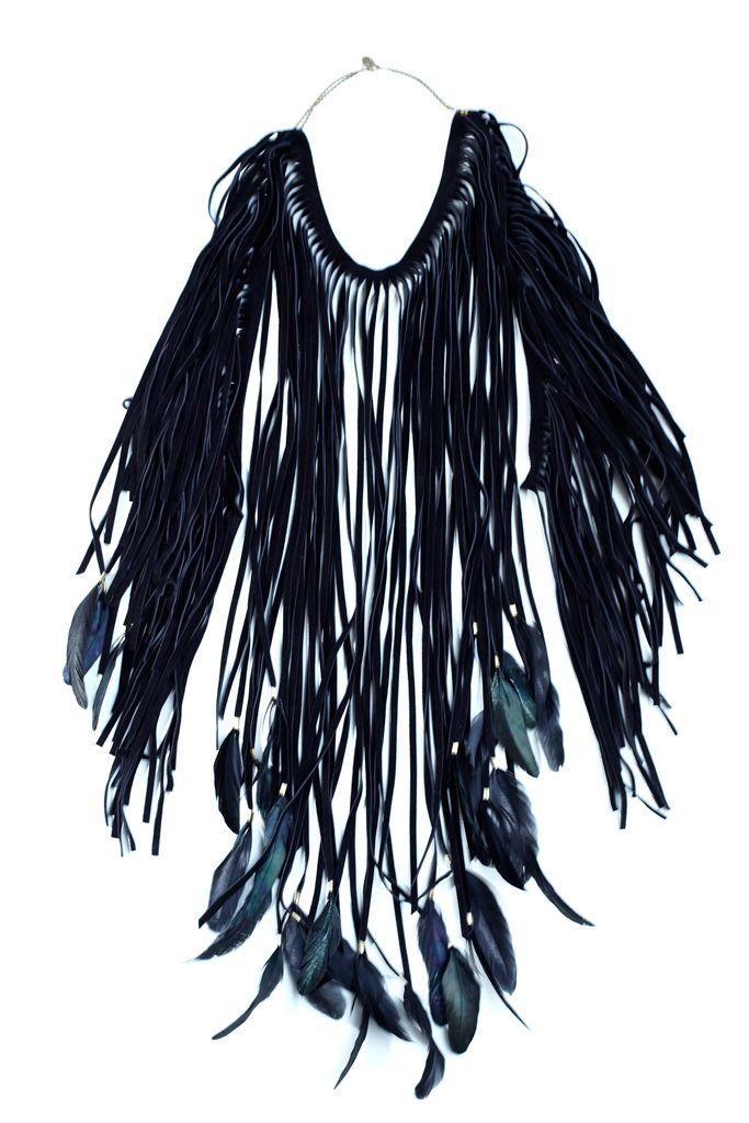 hippy goth blackbird
