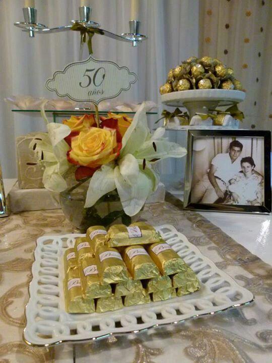 Pin De Haydee Allo En Celebraciones De La Cocinera Bodas De Oro Bodas De Oro Invitaciones Boda De Oro