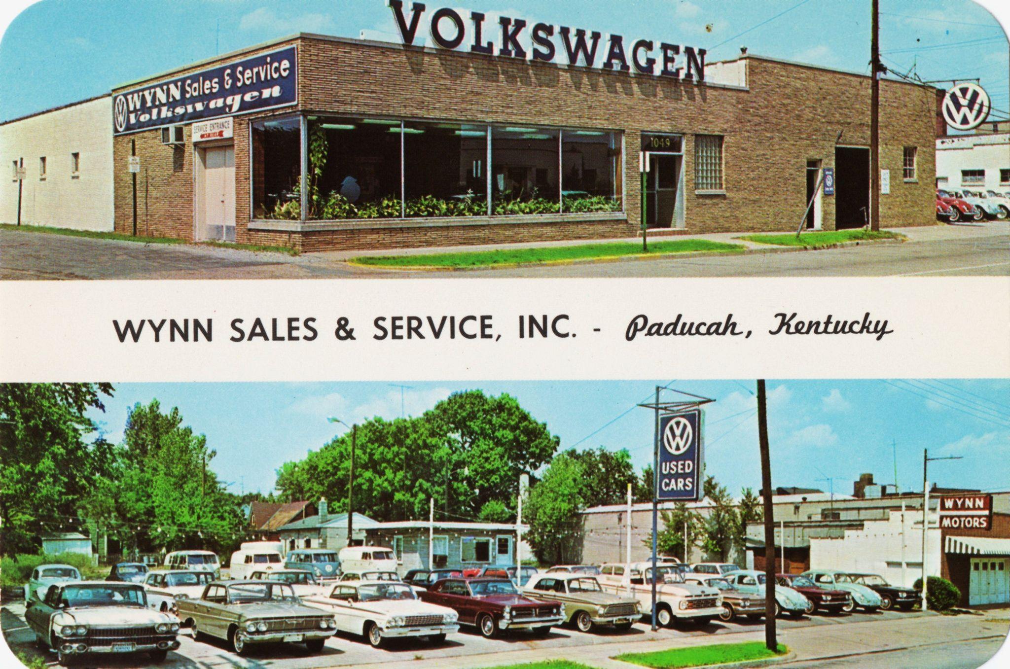 Wynn Sales & Service, Volkswagen Dealership, Paducah