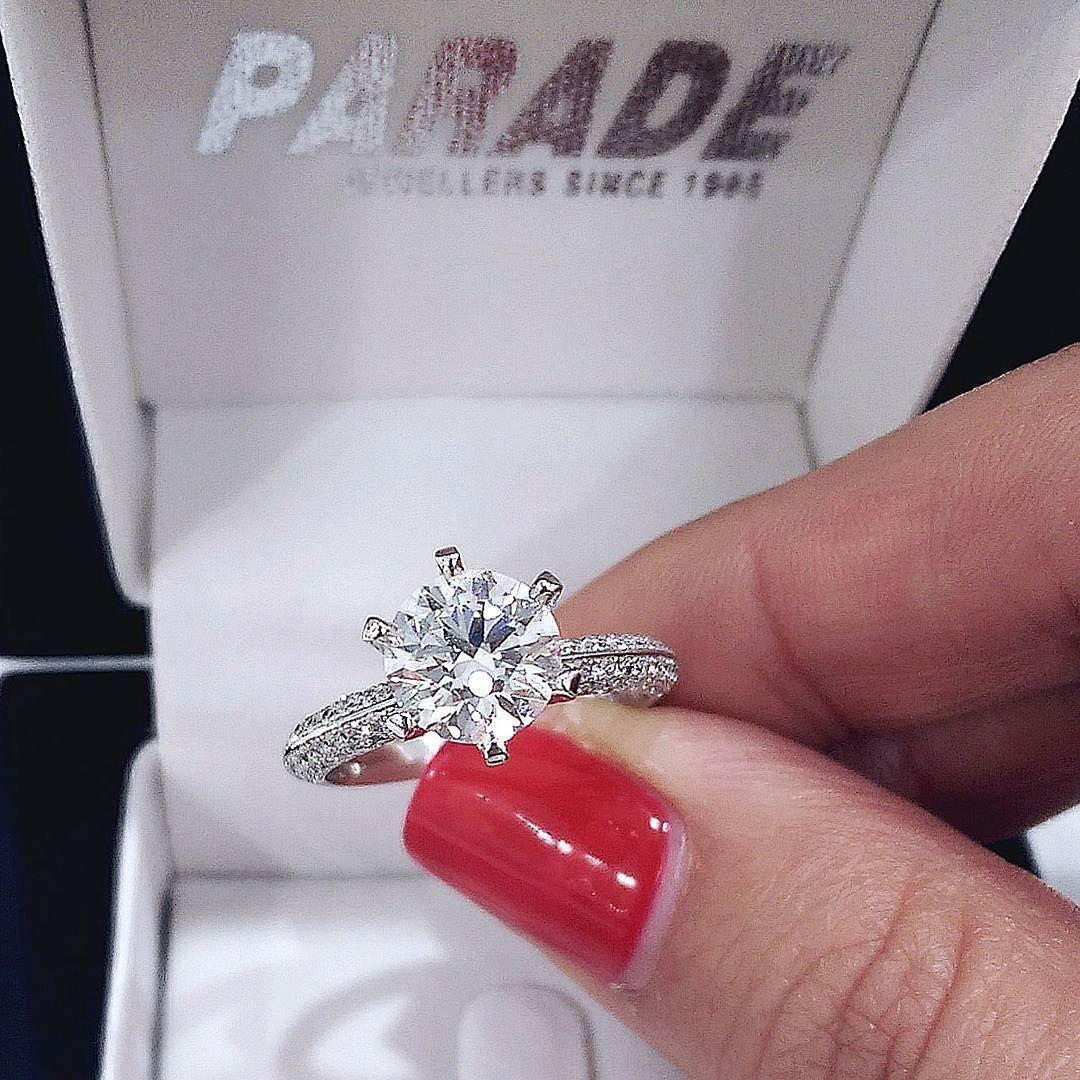 I Do!   Perfect Paradejewellers via @fashion.selection 💘💍