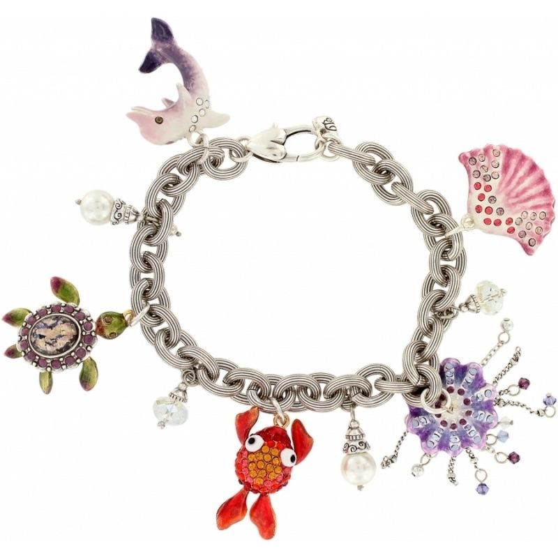 How Much Are Charm Bracelets: Brighton Marine Marvels Bracelet -- Way Overpriced