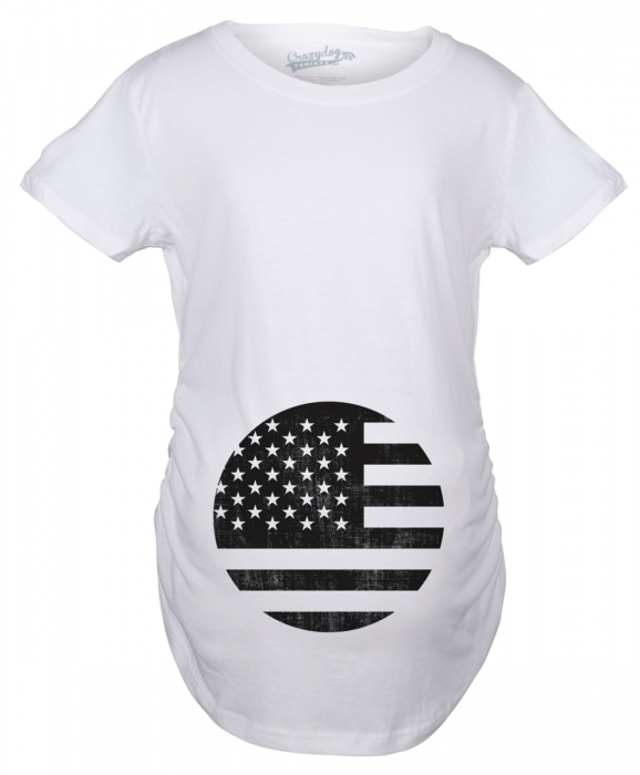34d86e7be6235 American Flag Crazy Dog, Memorial Day, American Flag, Bump, Graphic Tees,