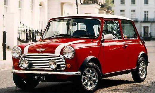 1999 Rover Mini Cooper Ovaj mi je za po gradu :)