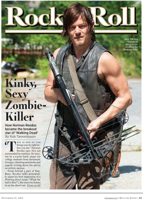 Norman Reedus, Page 1