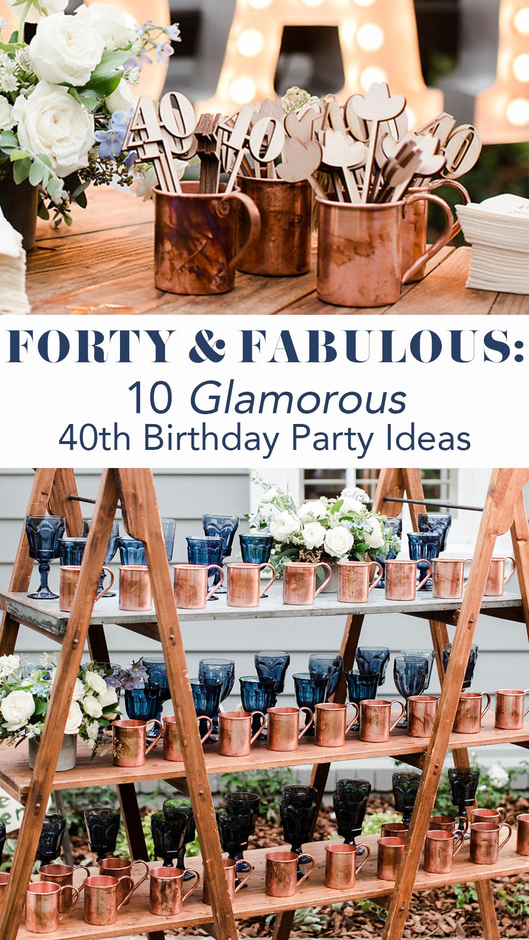Forty & Fabulous