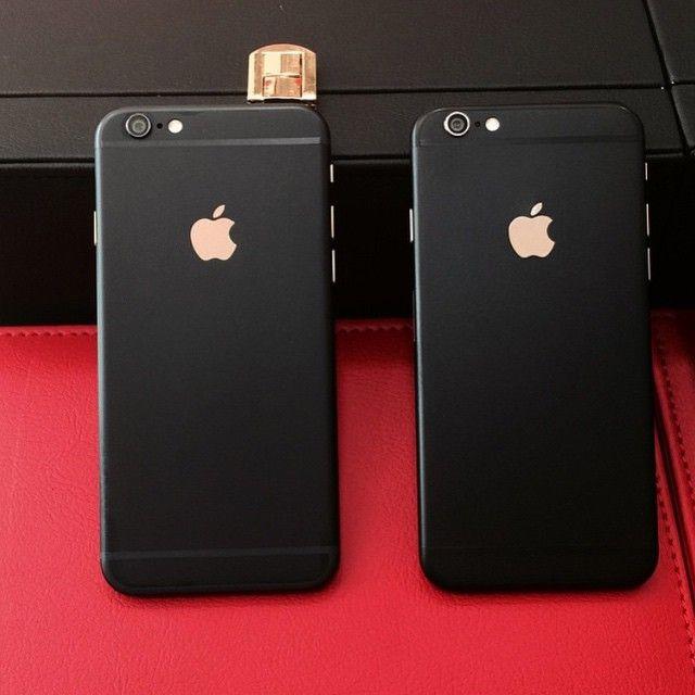 24kt black gold edition iphone 6 16gb | ebay.
