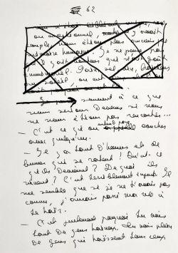 Romain Gary Au Musee Des Lettres Et Manuscrits A Paris Lettre A Romain Gary Des Lettres
