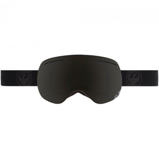 63dfbf12c585 Dragon X1 Snowboard Goggles - Knightrider   Yellow Blue Ionized ...