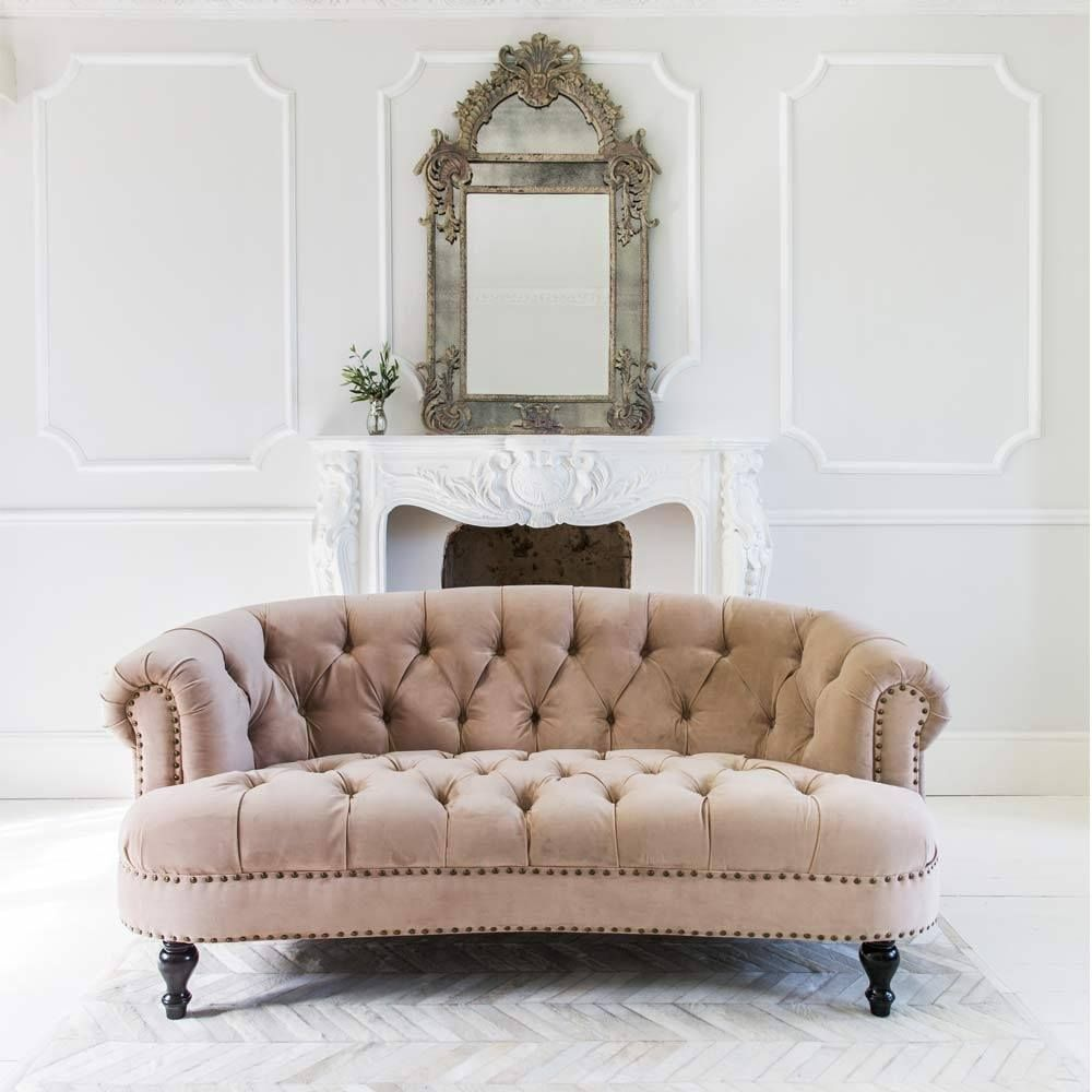 Boulevard Saint Germain French Mirror Luxury French