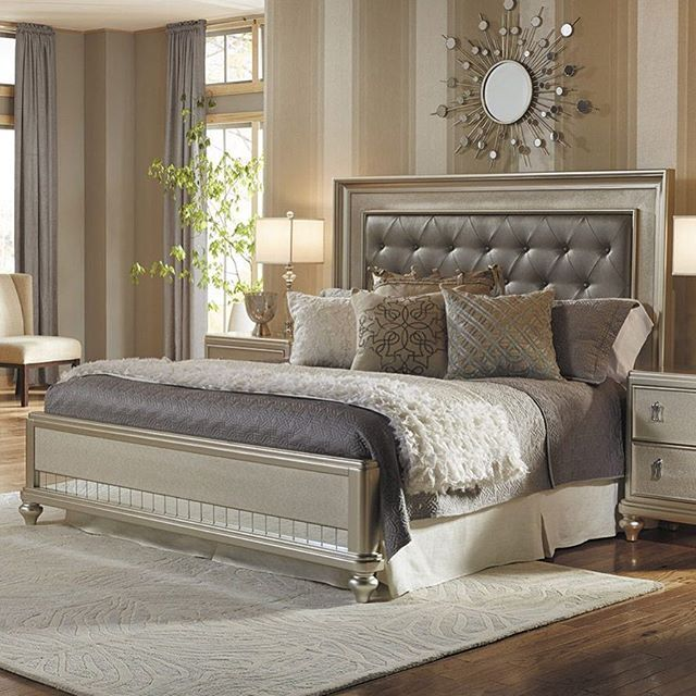 Transform Your Bedroom Into A Glam Escape From The Everyday With