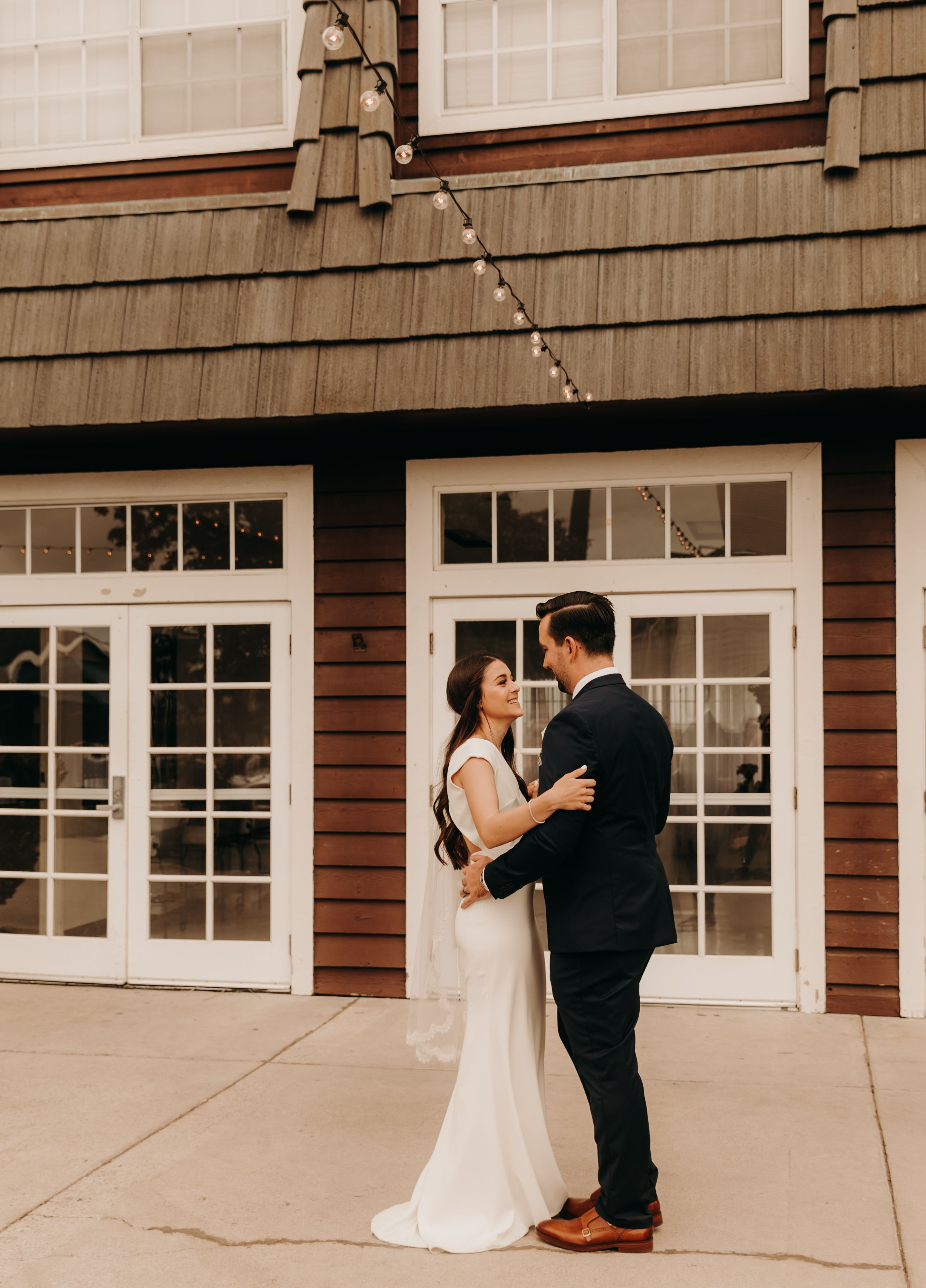 Newland Barn wedding- southern california outdoor wedd ...