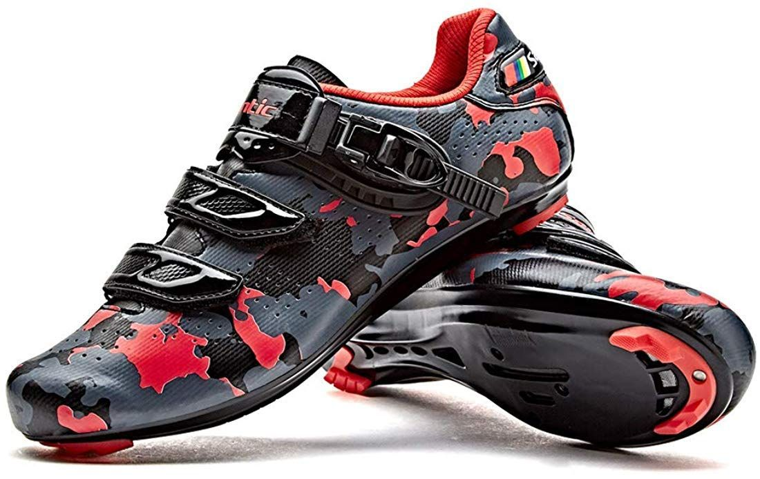 Santic Cycling Shoes Road Bike Shoes Spin Shoes With Buckle Want To Know More Click On The Image This Is An Affi In 2020 Spin Shoes Road Bike Shoes Cycling Shoes