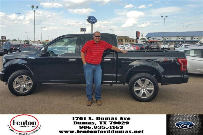congratulations adam on your ford f 150 from ja miah burnett at fenton ford of dumas dumas ford fenton pinterest