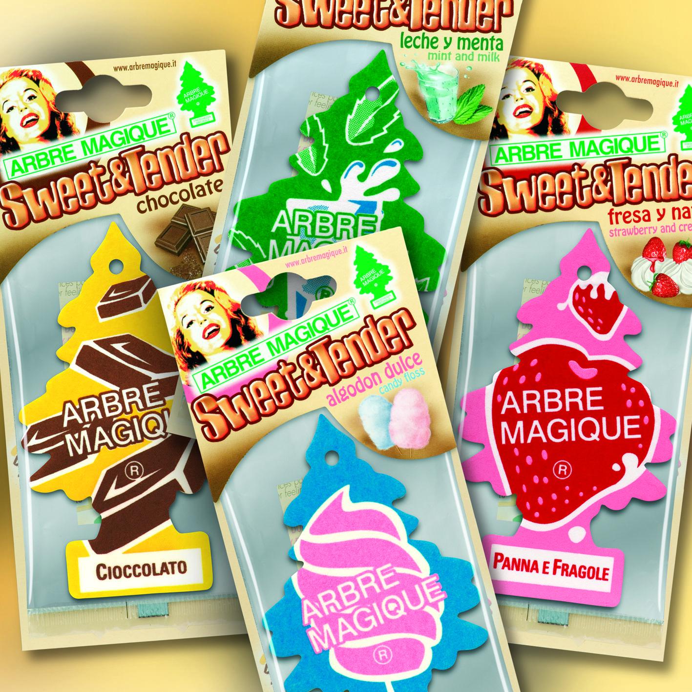 Arbre Magique Sweet & Tender - by Pensabene Design for Tavola SpA. #pensabenedesign #arbremagique