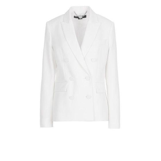 Ivory Karen Jacket - Stella Mccartney Official Online Store - SS 2017