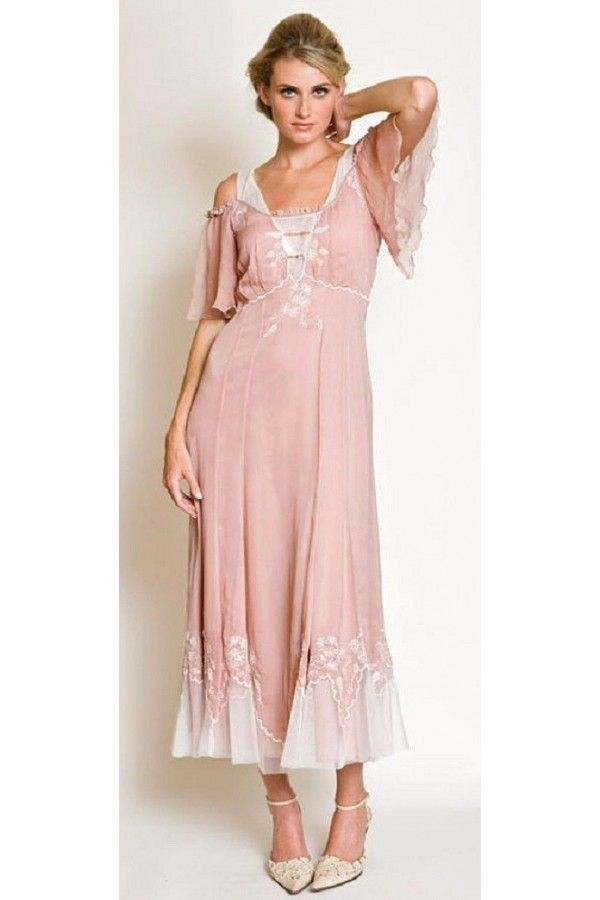 Nataya 10709 Great Gatsby Dress in Rose | Pinterest | Ropa para boda ...