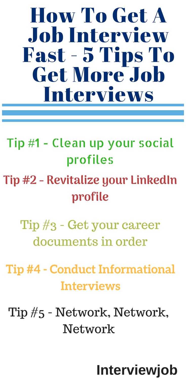 interviewjob's public profile on Resume tips, Job
