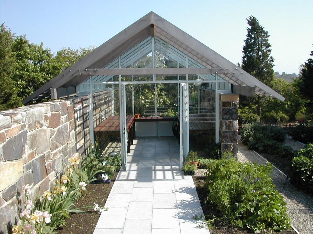 rooftop greenhouse & garden Greenhouse gardening