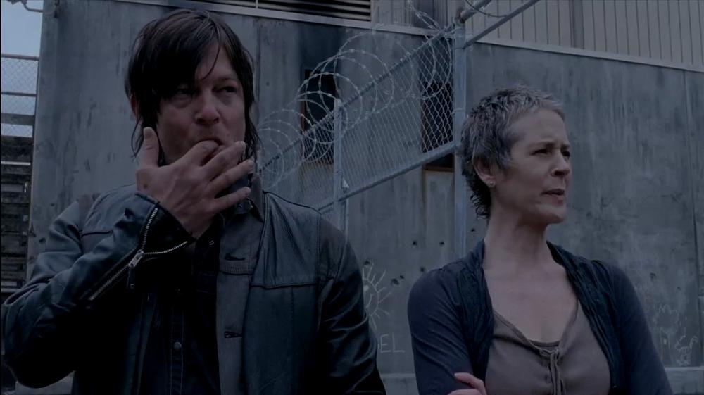 Daryl & Carol - Season 4 - Carol Peletier Gallery - Walking Dead Wiki